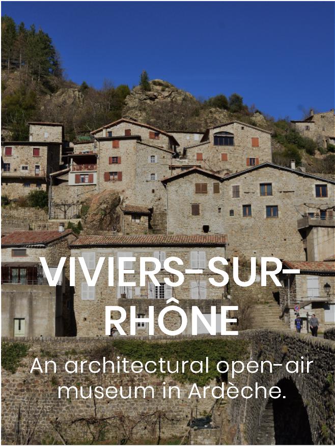 Viviers-sur-rhone-GenevaToNice